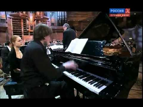 Olli Mustonen plays Bartok Piano Concerto no. 1, Sz. 83 - video 2011
