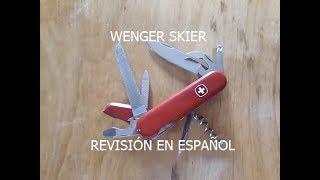 Wenger Skier  Revisión en español
