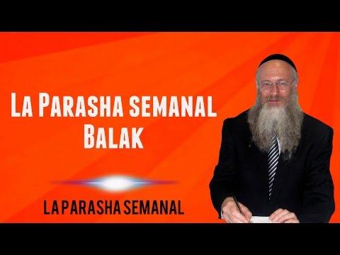 Comentario de la Parasha Balak