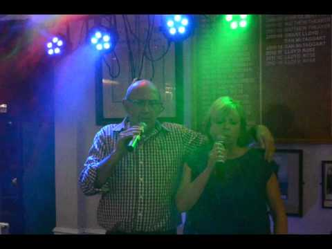 Karaoke video - Pontyclun Rugby Club