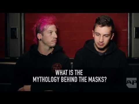 twenty one pilots tell the story behind...