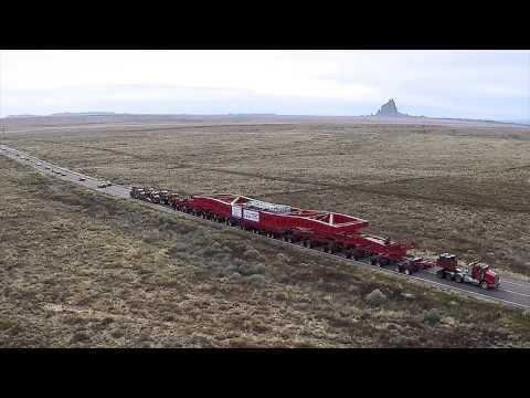 Pinto Substation Transformer | Rocky Mountain Power