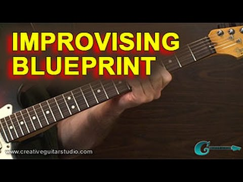 IMPROVISATION: Improvisers Blueprint Approach