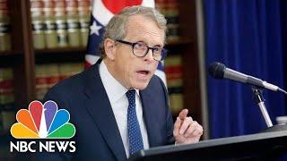 Ohio Gov. Mike DeWine Holds Coronavirus Briefing | NBC News