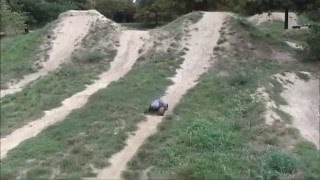 rc bikepark bashing hpi savage flux carson fy8
