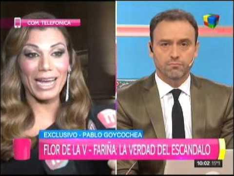 Pablo Goycochea: Que Gonzalo Fariña prueba en la Justicia que Flor lo extorsionó