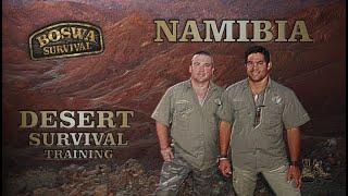 Boswa Survival - Namibia Desert Survival