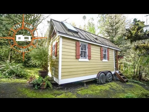 An Amazing Tiny House Tucked Away In The Forest