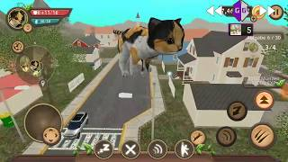 Cat Sim Online (Fun Hacks) Catzilla