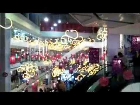 Beautiful Diwali Decorations at Phoenix Mall Lucknow YouTube