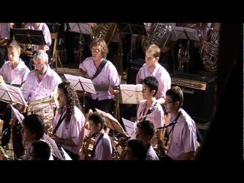 "Banda de Música de Ferreries- ""Pink Floyd Medley"" (Robert Fienga)"