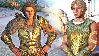 Assassin's Creed Odyssey #95: A Chama Eterna de Hermes (DLC)