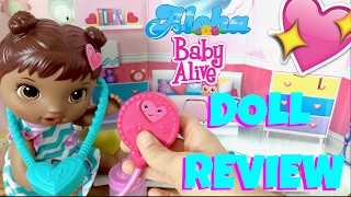💞Unboxing Baby Alive Better Now Bailey! Review and Potty Training😊