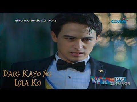 Daig Kayo ng Lola Ko: Don't push the nice prince!