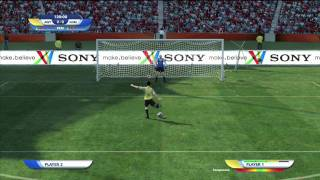 2010 FIFA World Cup™ Tutorial - Advanced Penalty Kick Taking