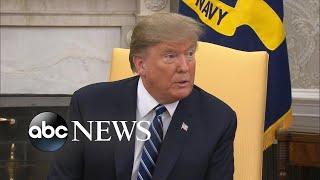 Trump african American history month Speech