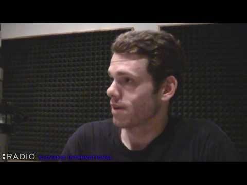 Mark Christensen Returns to Slovakia - Interview with Radio Slovakia International