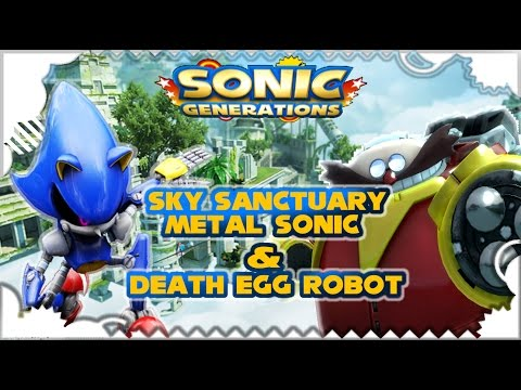 Lets Play | Sonic Generations Walkthrough | Part 2