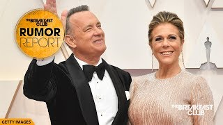Tom Hanks Shares He & Rita Wilson Are Feeling 'Better'