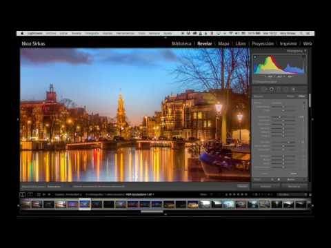 Tutorial HDR con Photomatix Pro y Lightroom