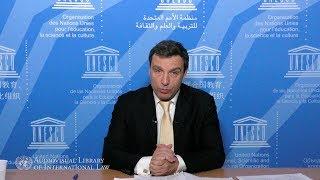 Yves Nouvel sur Le standard minimum de traitement des étrangers en  droit international