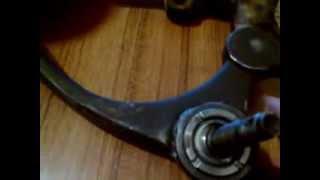 Восстановление шаровой опоры для Тойоты Таун Айс(, 2014-01-11T10:48:23.000Z)
