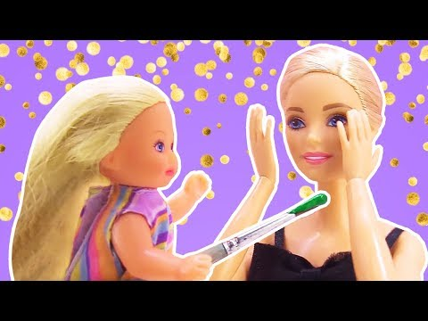 Barbie Baby Doll Videos - Party For Barbie Dolls