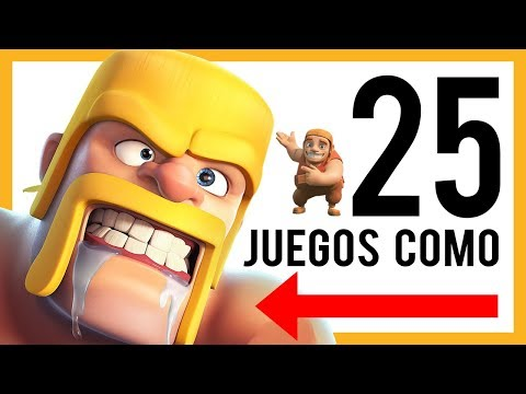 25 JUEGOS PARECIDOS A CLASH OF CLANS 🤴 ANDROID & IOS 👉 APPLOIDE 📱