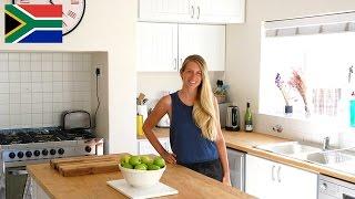 Wohnen und leben in Südafrika - Airbnb in Kapstadt - Cape Town Roomtour