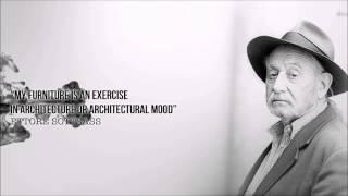 "ACME Studio: Ettore Sottsass - ""Tutto Nero"""