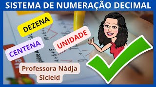 1ª Aula - Matemática - Sistema de Numeração decimal thumbnail