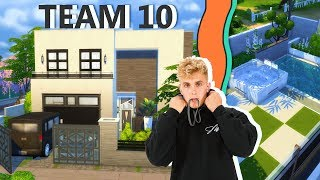 One of Steph0sims's most viewed videos: JAKE PAUL'S HOUSE IN THE SIMS | Sims 4 House Building