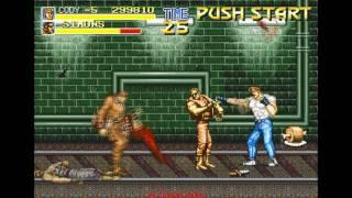 final fight cd japan sega mega cd longplay cody travers   mania difficulty