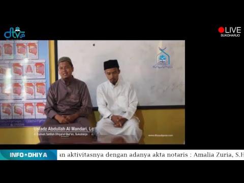 Ust Abdullah Anwar, Lc.  I Keutamaan Belajar Dan mengamalkan Al Quran