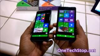 Lumia 730 Vs Lumia 535