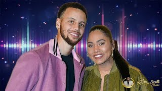 Ayesha Curry Doubles Down On Comments About Male Attention