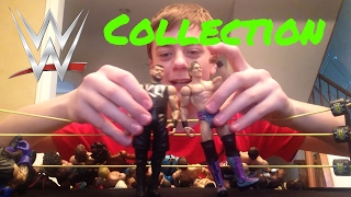 wwe action figure collection 2017