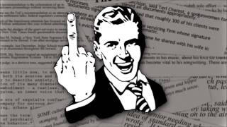Bad Religion - Fuck You (subtitulada en español)