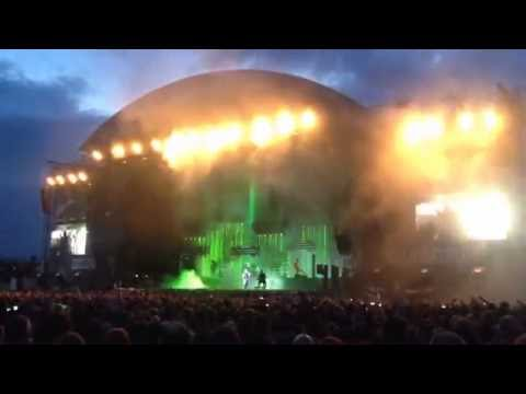 Rammstein - Keine Lust @ Download Festival France 12/06/2016