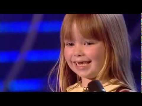 Connie Talbot - Over The Rainbow - Full Final Version Britain's Got Talent