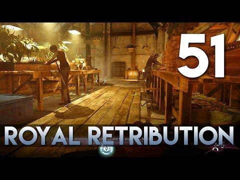 [51] Royal Retribution (Let's Play Dishonored 2 PC w/ GaLm) [Low Chaos/Corvo]