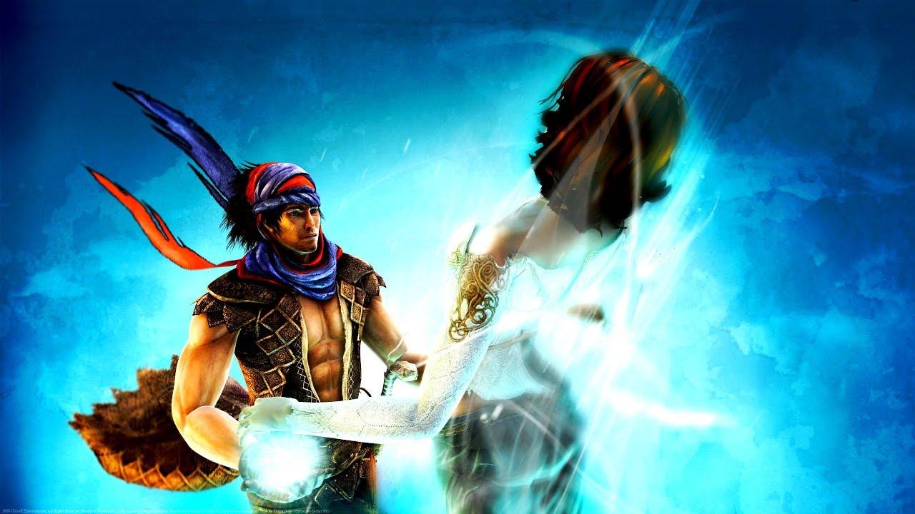 Prince Of Persia 2008 Xbox 360 Gameplay Hunter Hunted Youtube