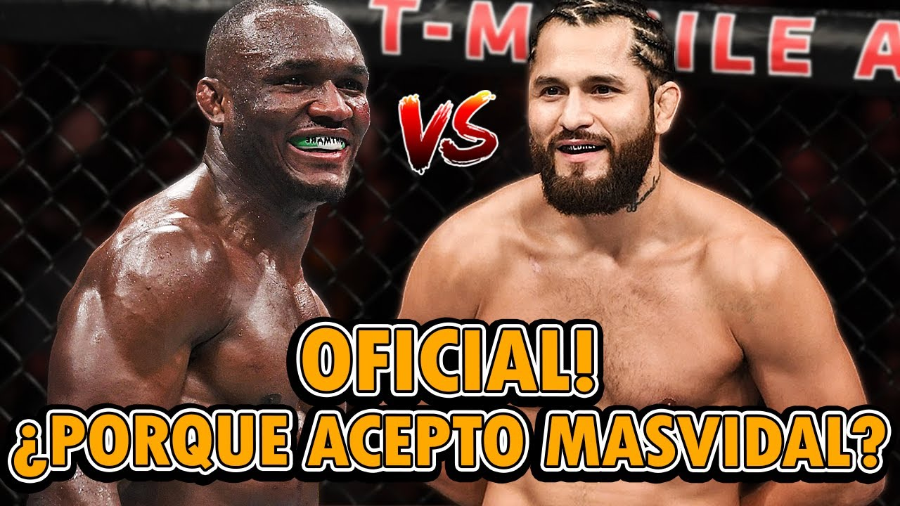 OFICIAL Masvidal vs Usman, Jorge Masvidal REEMPLAZA a Gilbert Burns en UFC 251 y ENFRENTARA a Usman