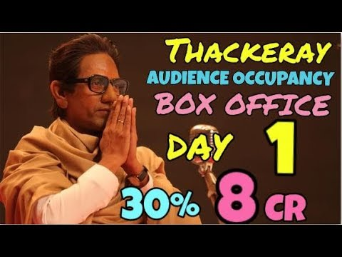 THACKERAY Movie box office collection & audience occupancy day 1/Nwazudin
