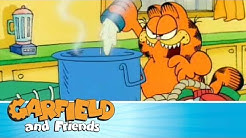 Wishing for Lasagna - Garfield & Friends