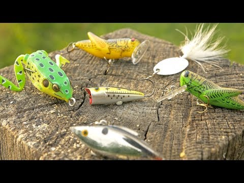 TINY Lure Challenge!!! - Ep.5 (Subscriber Suggestions)
