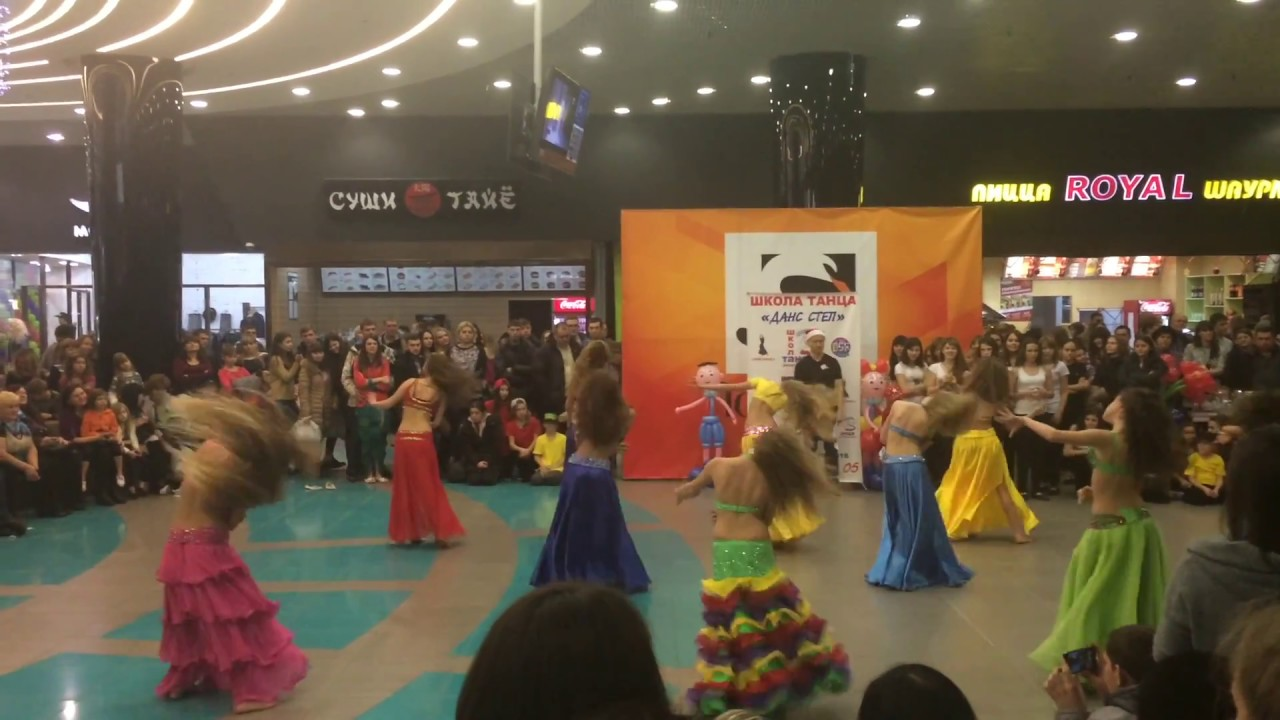 Courses, dance schools in the Chernihiv region: a selection of sites