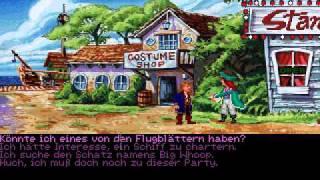 Let's Play Monkey Island 2 #009 [Deutsch] - Käpt'n Käthe & Stans Gebraucht-Särge