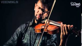 Banjaara   Baarish Violin Cover   Sandeep Thakur Full HDvideoming in