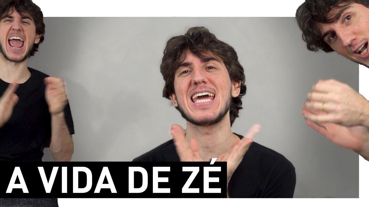 A VIDA DE ZÉ - HISTÓRIA DO DIA